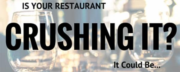 crushing it?