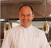 Chef Clifford Pleau
