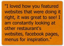 Website quote