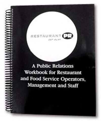 Restaurant PR Workbook