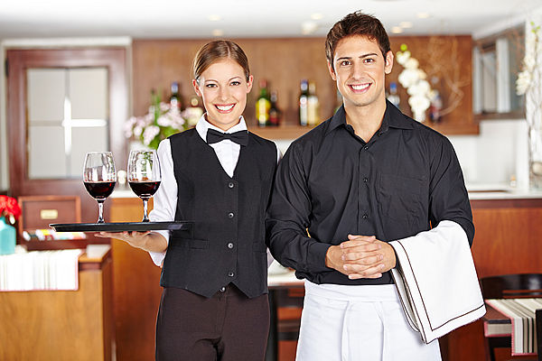 Great Waitstaff